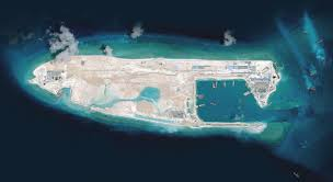 South China Sea Map by What China Has Been Building In The South China Sea The New York