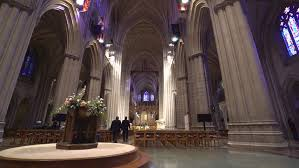National Cathedral Interior National Cathedral Interior Episcopal Church October 2016