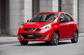 nissan canada go auto 2015 nissan micra lands in canada only available with 1 6 liter