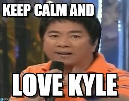 keep calm and aw meme on memegen