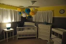Gray And Yellow Nursery Decor Shabby Chic Grey And Yellow Nursery Nursery Ideas Grouse Interior