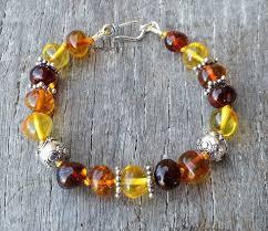 amber beads bracelet images Multi amber silver bracelet selkie designs jpg