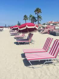Beach Sun Umbrella How To Have The Perfect Beach Day At Hotel Del Coronado Always Erin