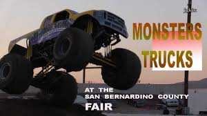 monster truck show california vvdailypresscom ca off victorville monster truck show to a