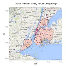 Pg E Power Outage Map Rpubs Shapefile
