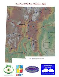 Las Cruces Zip Code Map by Know Your Watershed U2013 It U0027s Where Your Water Comes From U2014 All