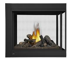 napoleon ascent multi view gas fireplace embers fireplaces