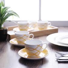 tea cup set cup saucer set