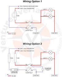 spot light wiring on n reg 300 tdi