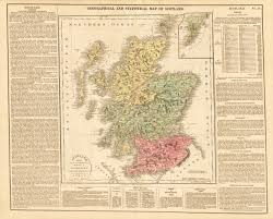 The Best Map Of The World by Antique Map Of Scotland Lavoisne 1821 Hjbmaps Com U2013 Hjbmaps Com