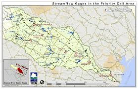 Texas Rivers Map Brazos River Map Popular River 2017