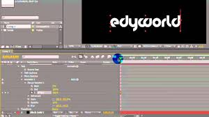 tutorial after effect membuat opening film tutorial 4 adobe after effect text blur intro cara buat efek