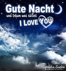 gute nacht sprüche gute nacht bild für verliebte i you sprüche suche