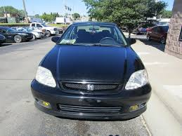 1999 used honda civic 2dr coupe si manual at the internet car lot