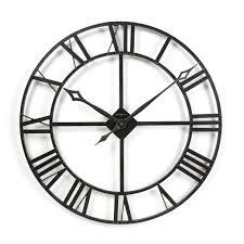 Decorative Metal Wall Clocks Wondrous Decorative Metal Wall Clock 149 Decorative Scroll