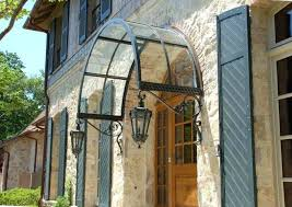 B Q Awnings Front Door Canopies With Pillars Ideas Awnings Wood Canopy Wooden