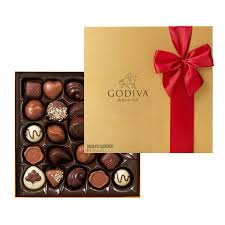 chocolate delivery godiva gold collection gift box 24pc delivery in germany by