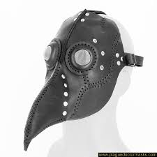 Plague Mask For Your Plague Doctor Costume Happy Halloween
