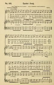 religious easter songs for children at easter time hymnary org
