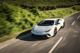 Lamborghini Huracan Green - 2018 lamborghini huracan performante first drive review