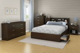 South Shore Step One Platform Bed With Drawers King Chocolate South Shore Fusion Queen Storage Platform Bed U0026 Reviews Wayfair