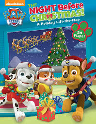 paw patrol the before book by nickelodeon