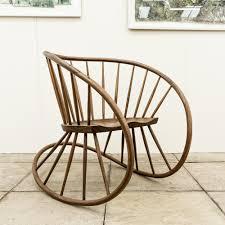 Garden Rocking Chair by Buy Walnut Windsor Rocking Chair Handcrafted Furniture Burford