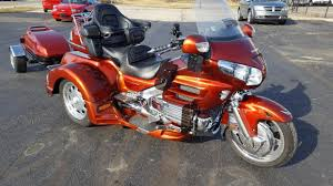 honda gold wing 1800 motorcycles for sale