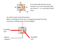 lovely 5 post relay wiring diagram 83 for kienzle tachograph