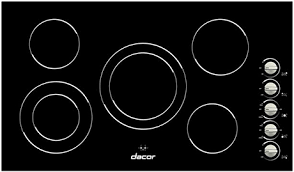 30 Electric Cooktops Dacor Electric Cooktops