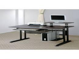computer desk modern furniture remarkable corner modern dark computer desk with