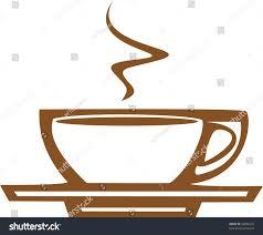 espresso coffee clipart basic coffee espresso cup design good stock vector 36886363