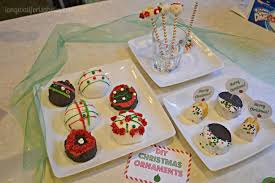 decorate your own edible ornaments not just for