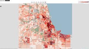Chicago Bad Neighborhoods Map by In Support Of Reparations U2013 Morgan Warstler U2013 Medium