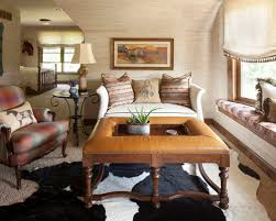 Leather Ottomans Coffee Tables by Tufted Leather Ottoman Coffee Table Houzz