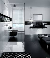 black white bathroom tile zamp co