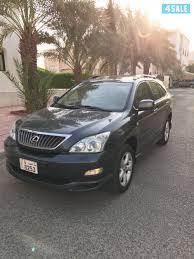 lexus rx 350 for sale in kuwait q8car kuwait cars rx350 2007