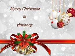 advance merry christmas wishes poems messages quotes sms images