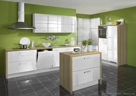wall color ideas for kitchen white kitchen with green walls home design ideas fxmoz