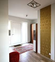 Flur Idee Wandgestaltung Gold Ideen 924 Bilder Roomido Com