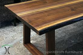 Living Edge Dining Table by Live Edge And Slab Dining And Conference Tables And Tops