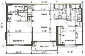 House Floor Plans With Dimensions 28 Home Design Dimensions Architectural Floor Plans With