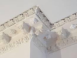decorative plaster ornamental plaster molding crown molding