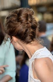 105 best fun with the bun images on pinterest braids hairstyles