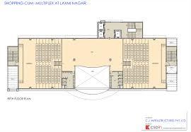 cinema floor plans floor multiplex floor plans