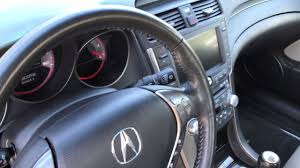 2007 acura tl type s sedan youtube