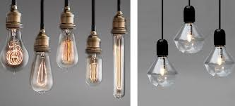 Bare Bulb Pendant Light Fixture One Of Our Things