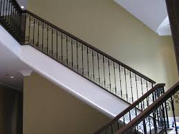Iron Stair Banister Simple Iron Stair Railings Iron Stair Railing Beautiful