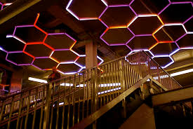 led light installation near me nyc nyc hive bleecker street leo villareal s led light