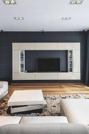 modern tv room 60 models designs and photos home decoo